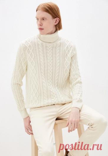 Модные мужские свитера 2021 спицами! | Копилка узоров (Вязание спицами) | Яндекс Дзен