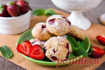 Мятное печенье с клубникой Тайм-менеджмент на кухне: как сохранить время, силы, деньги и всех вкусно накормить