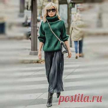 Стильные элегантные вязаные образы для дам 50+ | Вязунчик — вяжем вместе | Пульс Mail.ru