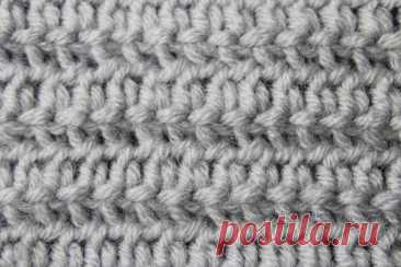Тунисское вязания крючком и спицами - пошаговая инструкция для начинающих со схемами и фото примерами
