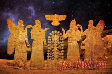 Тайные знания догонов: кто к ним прилетал со звезды Сириус?
