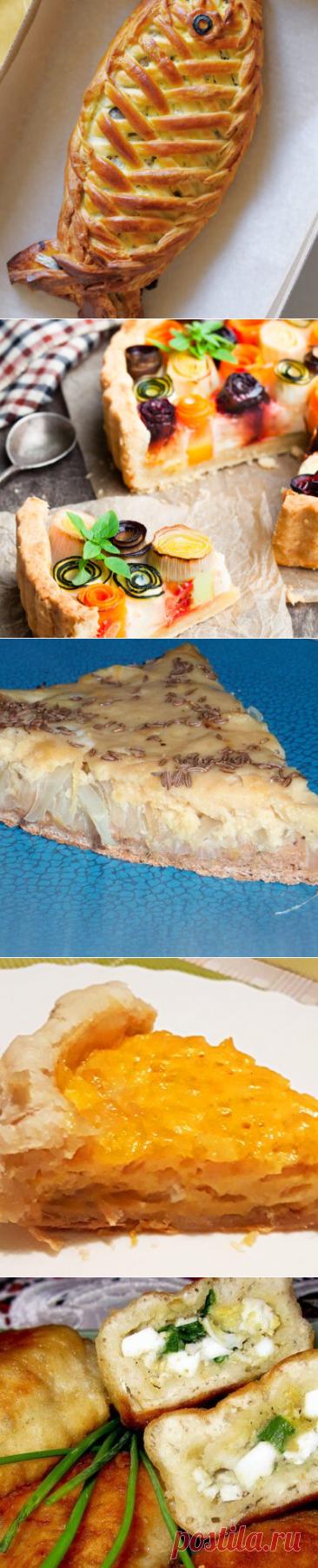 Луковые пироги, 12 рецептов с фото - ФотоРецепт