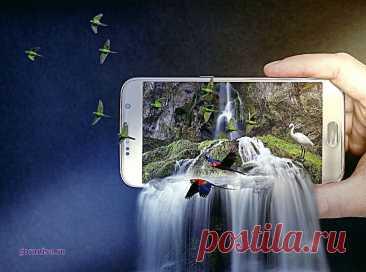 Симоронская магия - заставка на смартфон - ГОРНИЦА