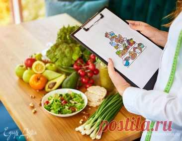Тест: в каких продуктах искать самые важные витамины?. Кулинарные статьи и лайфхаки