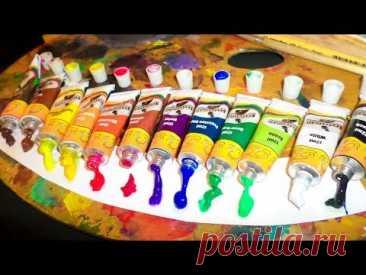 Como mezclar deliberadamente los tintes y recibir los colores necesarios