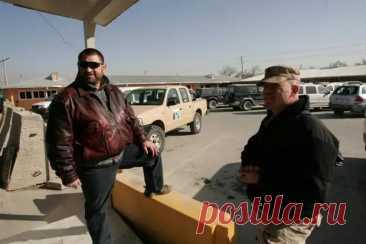 Как Александр Сладков работал в Афганистане с американскими военными в 2005