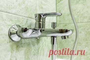 Какой выбрать смеситель для ванной
