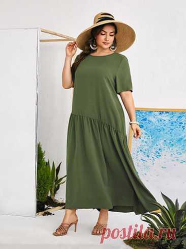 Летние платья Sunshine dresses ЛЕТНЕЕ ПЛАТЬЕ А1613 Размеры 40,42,44,46,48,50,52,54,56,58 Состав 95% хлопок, 5% эластан