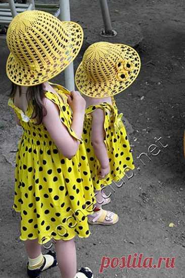 El sombrero de señora tejido «la Felicidad en el guisante» - la Labor de punto por el Gancho. El blog de Nastika