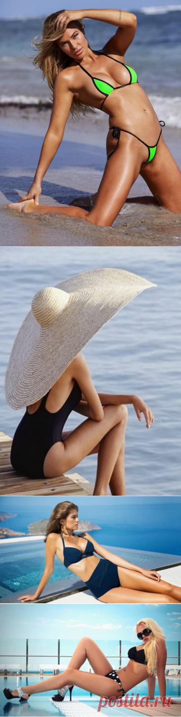 Как неспугнуть мужчин напляже своим нарядом - 2 Августа 2021 - Милая Феечка