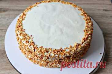 Сметанник классический: вкусный и нежный торт со сметанным кремом - Жизнь планеты