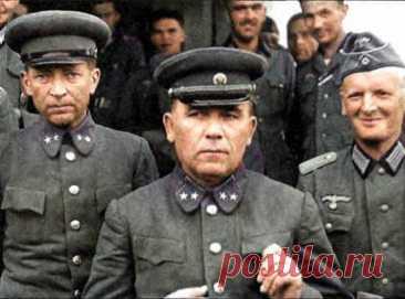 Шесть советских генералов СБЕЖАВШИХ из немецкого плена. Как сложилась их судьба? (2021) смотреть онлайн в хорошем качестве