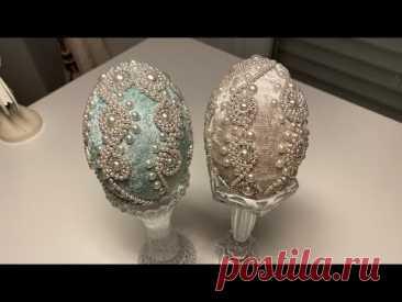 Пасхальное яйцо своими руками 🐣🐣🐣.   Easter egg decorations .