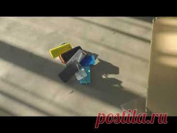 Шикарный подгон и новые железки на стапель. Body repair after an accident.