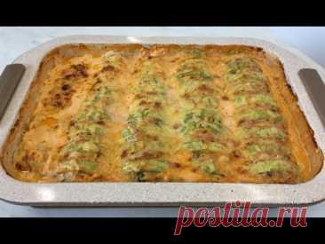 Потрясающая Запеканка из Кабачков с Фаршем Очень Вкусно, Просто и Быстро!!! / Zucchini Casserole