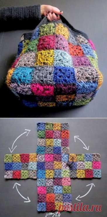 Вязаные сумки на лето! Подборка идей. | Handmade для всех | Яндекс Дзен