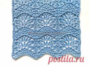 Восхитительный комбинированный узор спицами для вязания свитеров, пледов, носков | Вязание спицами CozyHands | Яндекс Дзен