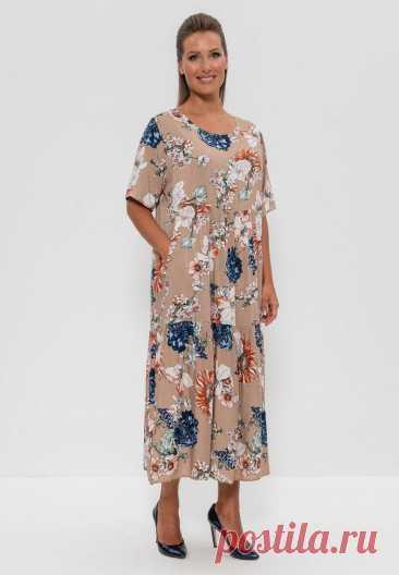 Какие две детали отличают летние платья для женщин 50+ | Дом, работа, хобби | Яндекс Дзен