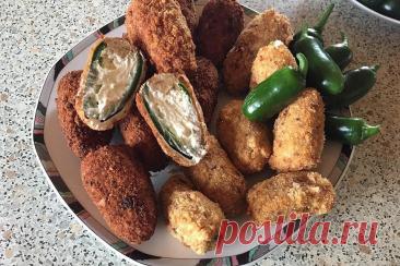 Попперсы — мексиканская закуска к пенному (и не только) для любителей остренького   ЯЖЕПОВАР   Яндекс Дзен