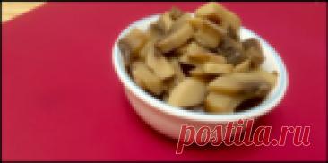 Поделились рецептом грибов для похудения - записывайте рецепт!