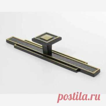 Ручки для мебели бронза купить в Москве недорого с доставкой в интернет магазине