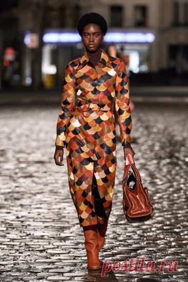 Chloé Fall 2021 Ready-to-Wear Fashion Show | Vogue