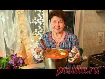 Борщ!!! За уши не оторвешь. Бабушкины рецепты. Попробуйте! Мамины рецепты