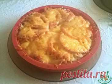 Гречневая запеканка с курицей Кулинарный рецепт