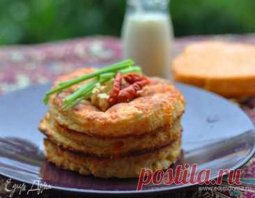 Творожно-сырные лепешки, пошаговый рецепт на 2253 ккал, фото, ингредиенты - daiquiri