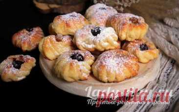 Творожное печенье мягкое и нежное рецепт с фото в духовке