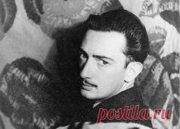 Сегодня 11 мая в 1904 году родился(ась) Сальвадор Дали-ХУДОЖНИК
