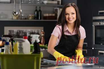 Как отмыть кухню и ванную без лишней 'химии'. Уксус для уборки Средства для стирки и посудомоечной машины – своими руками