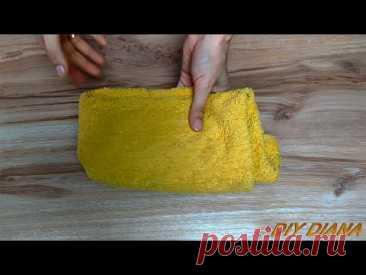 Что сделать из старого полотенца Идеи по переделки своими руками