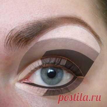 Советы, которые помогут сделать ваши глаза визуально больше при помощи макияжа Глаза — это зеркало души и если в первую очередь при взгляде на женщину мужчины смотрят на её фигуру, то затем они обязательно обращают внимание на её глаза, которые должны пленять с первой секунды.  Не многие женщины знают, что при помощи макияжа можно визуально увеличить свои глаза и по старинке
