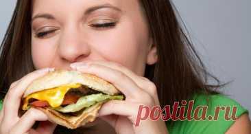 Диетолог посоветовал метод борьбы с постоянным чувством голода - Образованная Сова