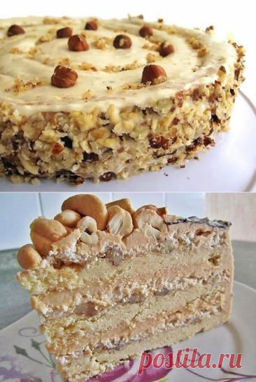 Самый правильный ореховый торт. Мои гости всегда от него в восторге! - be1issimo.ru