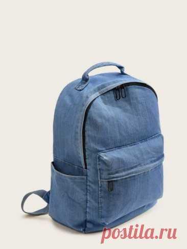 Моделирование рюкзаков из джинсовой ткани | Домашние хлопоты | Яндекс Дзен