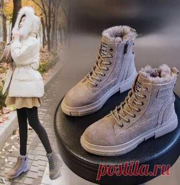 В какой обуви ваши ножки не замерзнут? 10 пар на зиму  В одной из своих статей я уже писала, что красивая обувь вкупе с хорошей прической и стильным маникюром творят чудеса в жизни женщины и … Читай дальше на сайте. Жми подробнее ➡