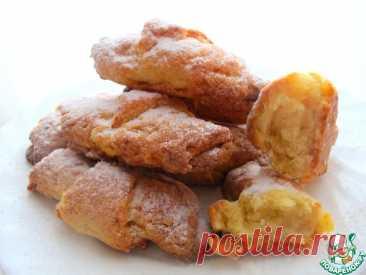 Творожное печенье из морозилки Кулинарный рецепт