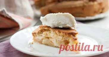 Как приготовить вкусную шарлотку: 5 лучших рецептов - Леди Mail.ru - медиаплатформа МирТесен