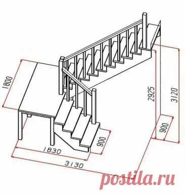 стандарты деревянных лестниц: 2 тыс изображений найдено в Яндекс.Картинках