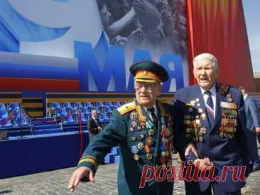 Названо число живых участников войны в России и странах СНГ - Медвежий угол - медиаплатформа МирТесен