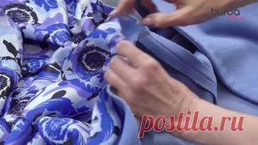 Как притачать подкладку к пальто мастер-класс от профессионала