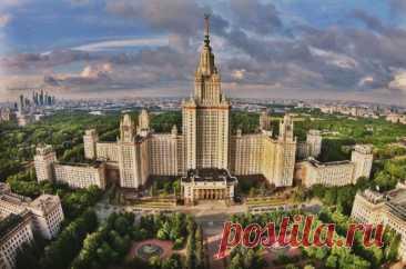 Красивейшие университеты мира