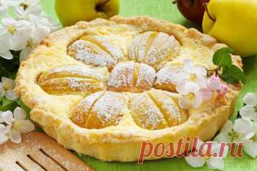 Очень вкусные яблоки с творогом  Маленький творожный праздник на скорую руку! И конечно же низкокалорийный!