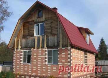 Отделка деревянного дома термопанелями: не только тепло, но и красиво Любой деревянный дом со временем требует внешней теплоизоляции. Современные методы отделки позволяют не только утеплить жилище, но и украсить фасад облицовкой. Термопанели просты в установке, при этом имеют множество форм, цветов и фактур.