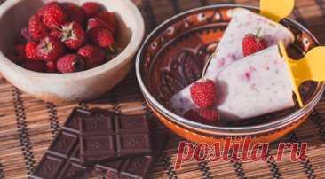 Диетическое мороженое из йогурта