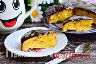 Пирог «из ничего» - проще рецепта я еще не встречала | Приглашаем к столу | Яндекс Дзен