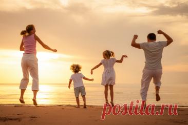 12 семейных традиций, которые учат ответственности и доброте / Малютка