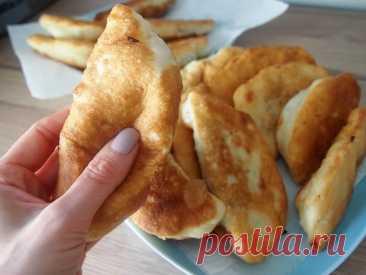 Гагаузские пирожки пеку большими партиями. Обожаю их капустную начинку, ел бы и ел… — sovets-online.ru